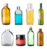 Old bottles. — Stock Photo