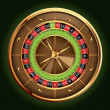 Roulette wheel — Vetorial Stock #9409622