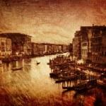Grand Canal, Venice - Italy — Stock Photo #10151132