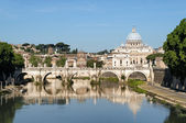 St. Peter's Basilica, Rome - Italy — Stock Photo