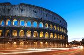 колизей, рим - италия — Стоковое фото