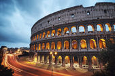 Coliseum, Rome - Italy — Stock Photo