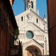 Verona Cathedral — Stock Photo