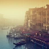 Grand Canal, Venice - Italy — Stock Photo