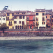 Cityscape of Verona (Veneto, Italy) — Stock Photo