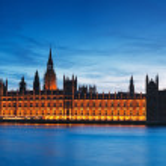 Вестминстерский дворец, Лондон - Англия — Стоковое фото