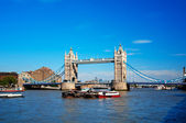 Tower Bridge, London — Stockfoto