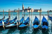 San Giorgio Maggiore church in Venice - Italy — Stock Photo