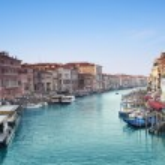 Grand Canal, Venice, Italy — Stock Photo #9618889