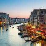 Grand Canal, Venice - Italy — Stock Photo #9623398