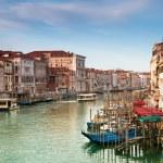 Grand Canal, Venice, Italy — Stock Photo #9704895