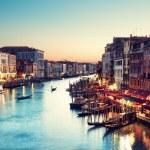 Grand Canal, Venice - Italy — Stock Photo #9704965