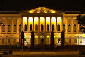 Russian museum, summer night. St. Petersburg, Russia. — Stock Photo