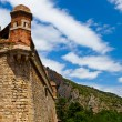 Villefranche de Conflent - Fort Liberia — Stock Photo