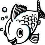 Cartoon fish — Stock Vector #10363810