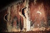 荒い金属 — ストック写真