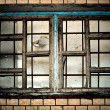 Vintage window — Stock Photo #9511753