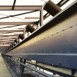Conveyor bridge — Stock Photo