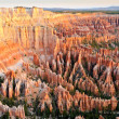 Stock Photo: Bryce amphitheater, Bryce Canyon NP