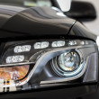 Head lights - Stock Photo