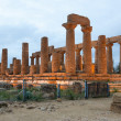 Valley of the Temples, Agrigento - Stok fotoraf