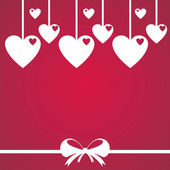 St. valentine's day background — Wektor stockowy