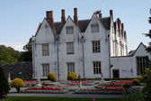 St Fagans Castle in Wales — Stock Photo