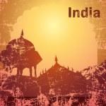 India-2 — Stock Vector