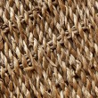 Stock Photo: Wicker texture