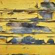 Texture of grunge paint peeling — Stock Photo