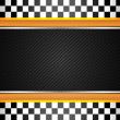 Racing striped background - Imagen vectorial