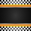 Racing striped background - Stock vektor
