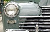 Vintage car light — Stock Photo