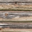 Rotten wood background — Stock Photo