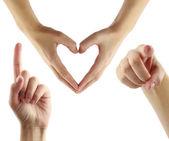 Te quiero! — Foto de Stock