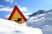 Winter sports — Stock Photo