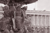 Place de la Concorde, Paris — Stock Photo