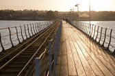 Hythe Pier — Stock Photo
