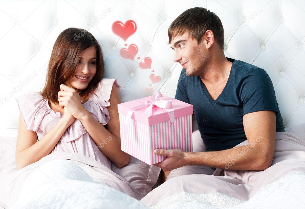 Сделать подарок своей жене 72