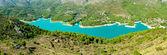 アリカンテで guadalest ダム — ストック写真