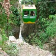 Stock Photo: Funicular at Dalat, Vietnam