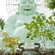 Hotei Statue — Stock Photo