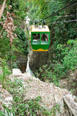 Funicular at Dalat, Vietnam — Stock Photo