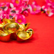 Chinese New Year - Gold Ingots III — Foto de Stock