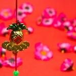 Capodanno cinese decorazione vii — Foto Stock