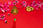 Chinese New Year Decoration II — Stock Photo