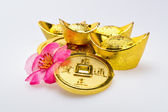 Chinese New Year - Wealth Stacking — Stock Photo