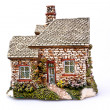 Stock Photo: English House Replica