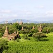 Temples of Old Bagan, Myanmar — Stock Photo #8276511