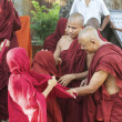 Monks in Myanmar — Stock Photo #8276534